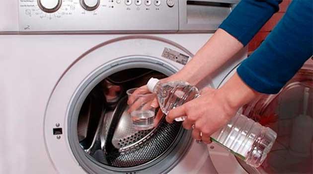 Як очистити пральну машину від накипу?