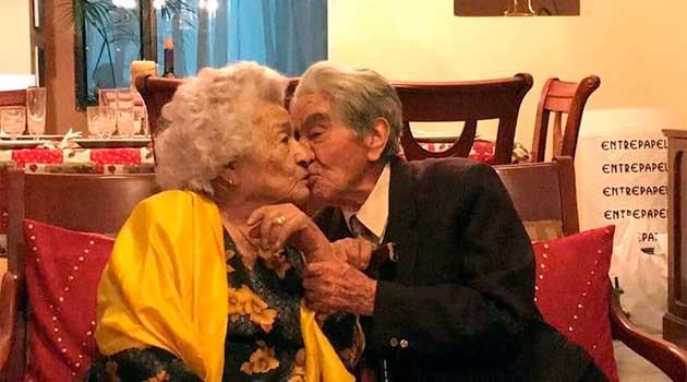 Хуліо Мора і Вальдраміні Квінтерос - подружжя з Еквадору