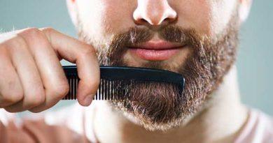 Догляд за бородою і вусами