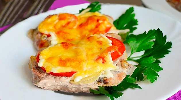 Риба по-французьки в духовці