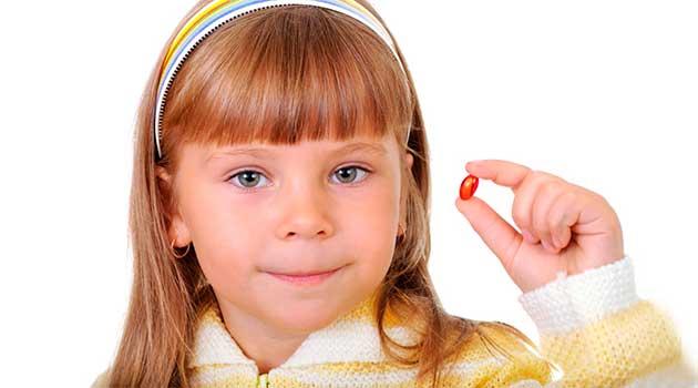 Коли дитині потрібні вітаміни