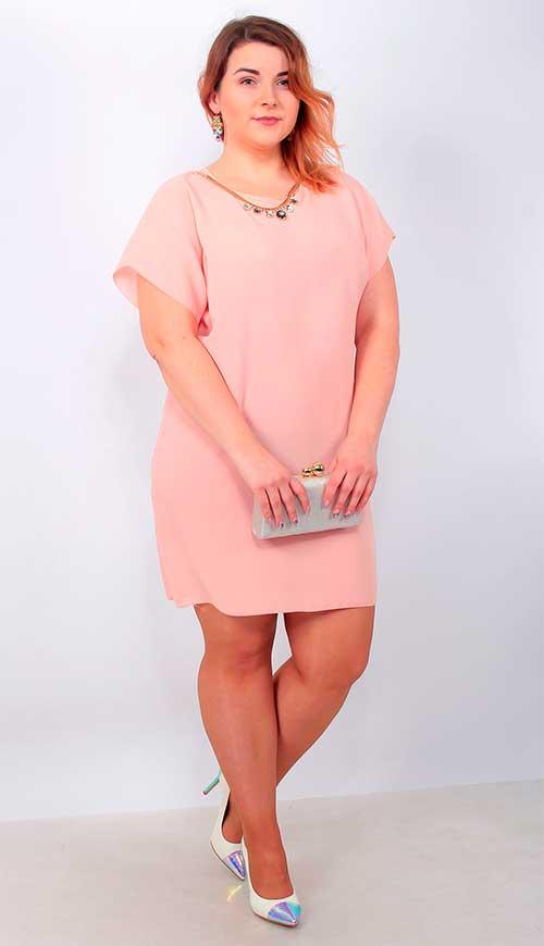 Сукня в стилі «Оверсайз» для «pluse size»