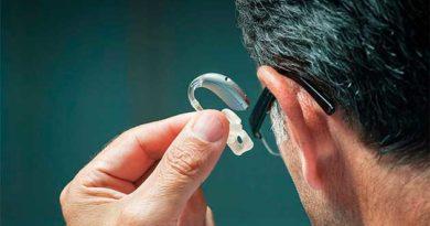 Почати користуватися слуховим апаратом