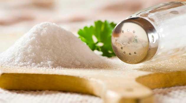 Сіль знижує імунітет