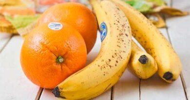 Банани і апельсини