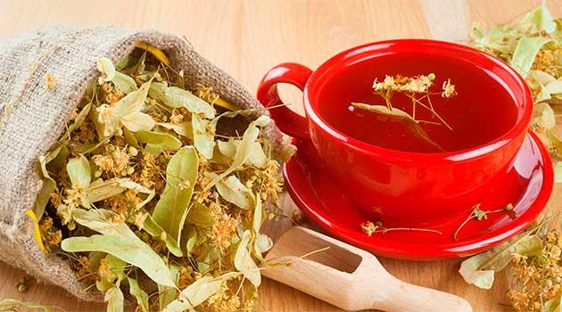 Чай із липового цвіту