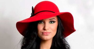 Дівчина в червоному капелюшку