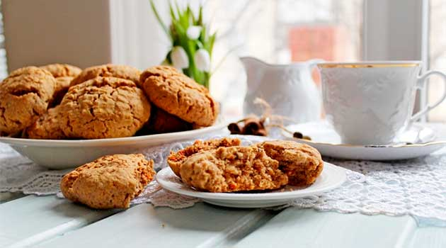Печиво горіхове