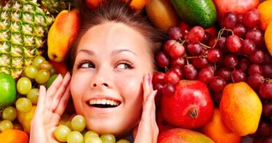 Продукти для здорової шкіри