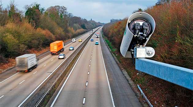 Штраф за перевищення швидкості руху