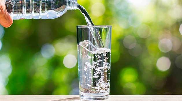 Склянки води з ранку