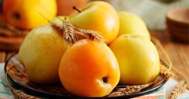 Яблука мочені пряні