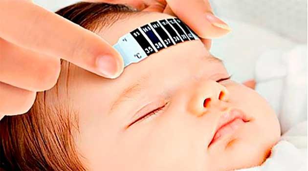 Термосмужки для вимірювання температури тіла