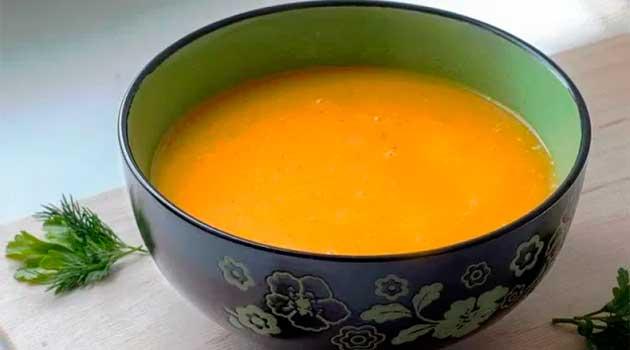 Гарбузовий суп для імунітету