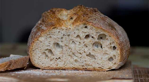 Картопляний хліб