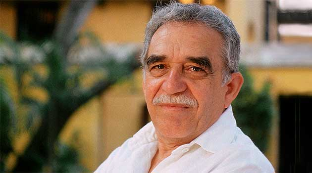 Великий колумбійський письменник Габріель Гарсіа Маркес