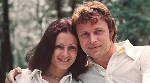 Софія Ротару і її чоловік Анатолій Євдокименко