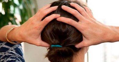 Частий головний біль у потилиці