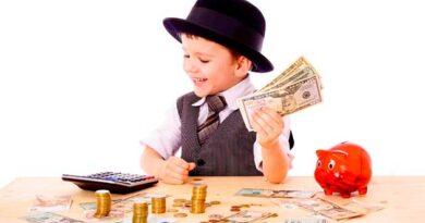 Дитина і фінанси