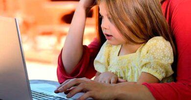 Дитина і комп'ютер