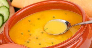 Гороховий суп по-селянськи