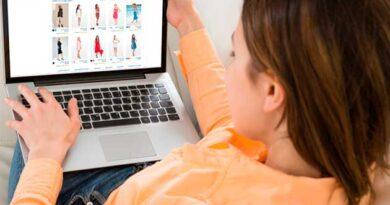 купуючи одежу в Інтернет-магазині