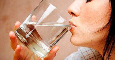 Склянку води натщесерце