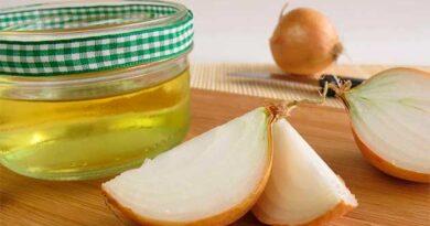 Цибуля з медом від кашлю