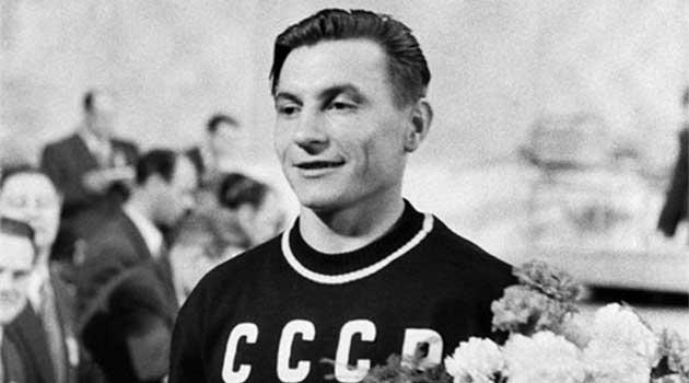 Прославлений український гімнаст Віктор Чукарін