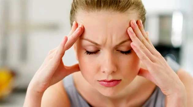 Як позбутися головного болю