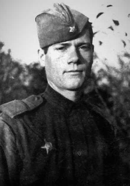 Герой Радянського Союзу Яків Гаврилович Заверталюк