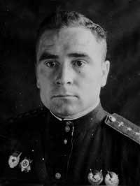 Герой Радянського Союзу штурман Микола Мамай