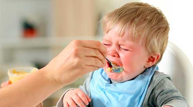 Чому у малюка поганий апетит