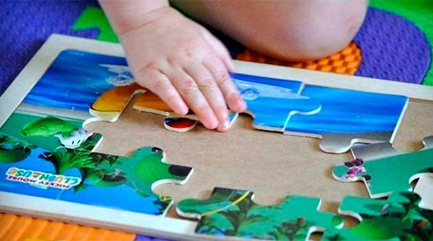 Як пазли розвивають дитину