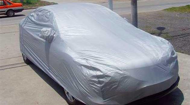 Як захистити авто від сонця
