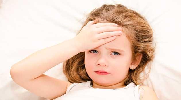 Причини головного болю у дитини