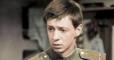 Актор Сергій Іванов