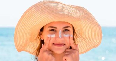 Як захистити шкіру від сонця