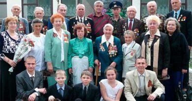 Ветерани ВВВ і воїни-інтернаціоналісти в гостях у 27-й школі м.Черкаси