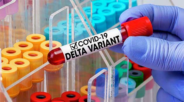 Новий штам коронавірусу «Дельта»