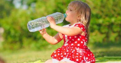 Як дитині легше перенести спеку