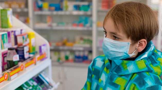Заборона продажу ліків дітям до 14 років