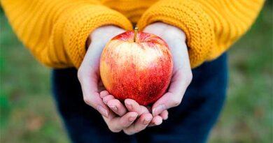Чому потрібно їсти яблука щодня