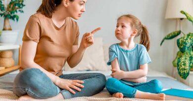Помилки батьків під час сварок із дітьми