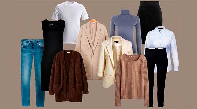 Осінній гардероб для жінок 40+