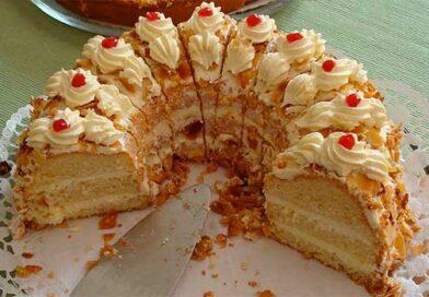 Торт «Франкфуртський вінок»